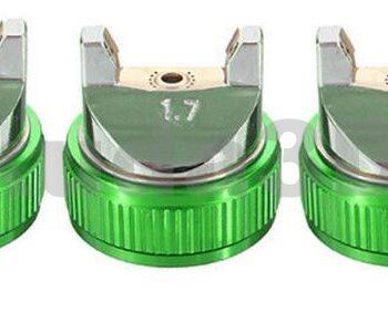 Краскопульт HVLP 1,4 мм, 1,7 мм, 2,0 мм (600 мл) - купить