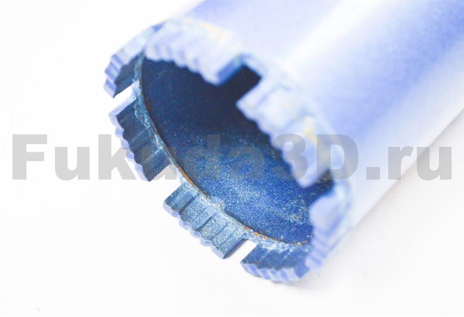 Алмазная коронка для подрозетников М22x2.5 турбо-сегмент