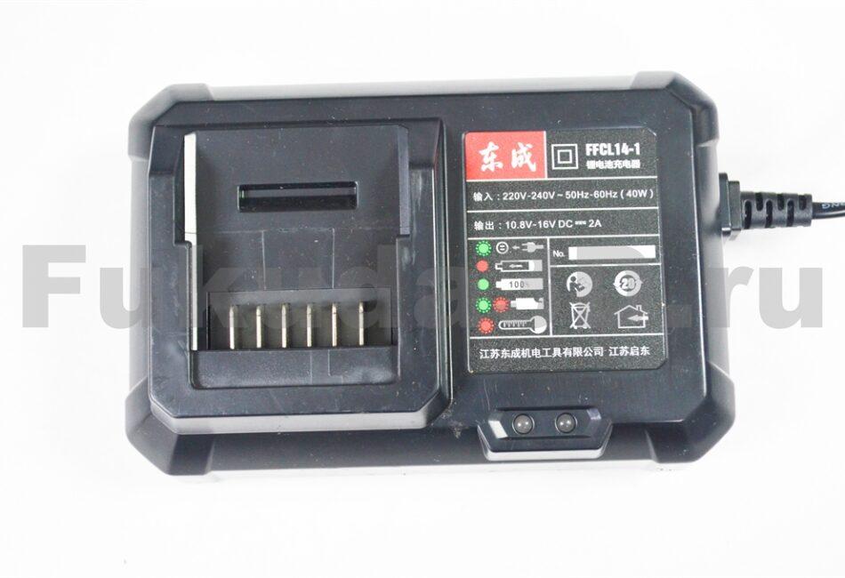 Бесщеточный шуруповерт DongCheng 14.4V с высоким крутящим моментом купить зарядное устройство