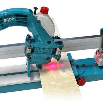 Профессиональный рельсовый плиткорез BODA HC1-1000 с лазером