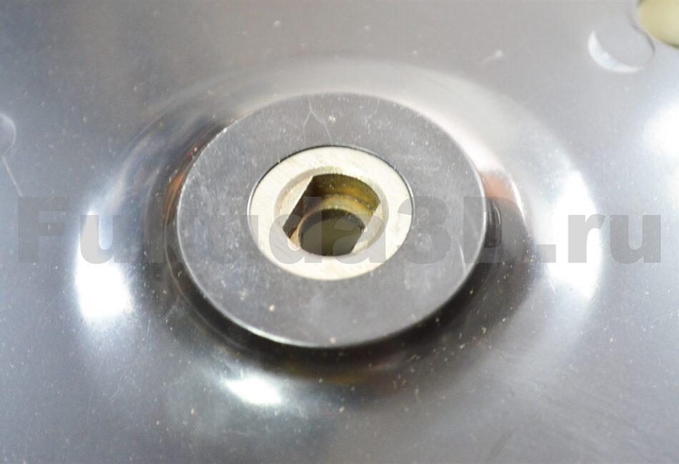 Мягкая тарелка для шлифмашины 225 мм (жираф) на 6 отверстий посадка
