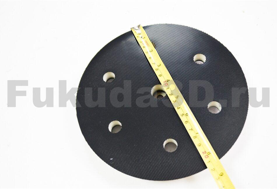 Мягкая тарелка для шлифмашины 225 мм (жираф) купить 215 мм