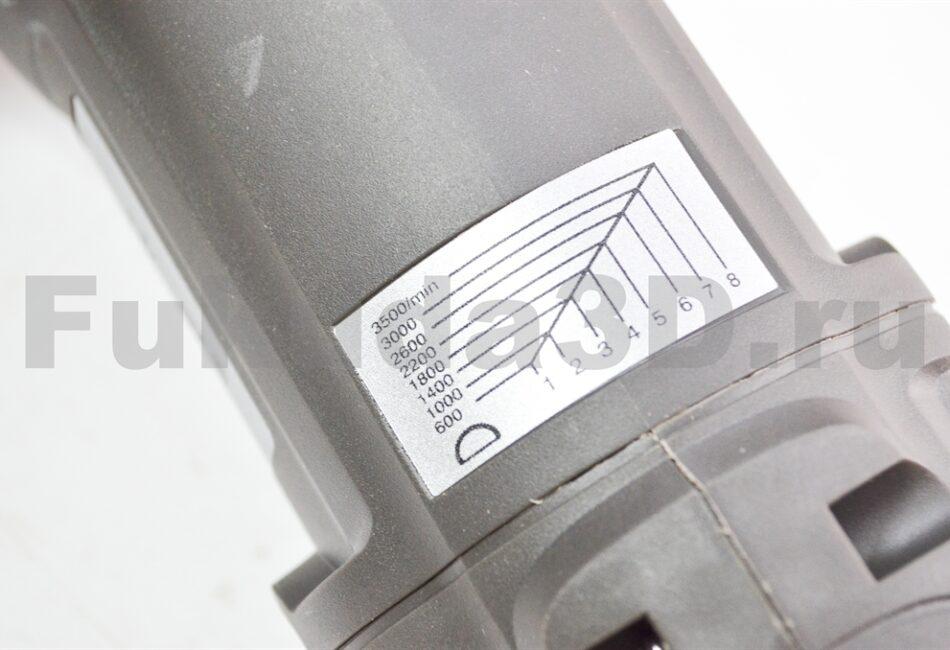 Орбитальная полировальная машинка для авто 1800 Вт - фото 9