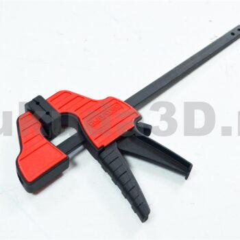 Струбцина столярная быстрозажимная DURATEC 100 мм купить
