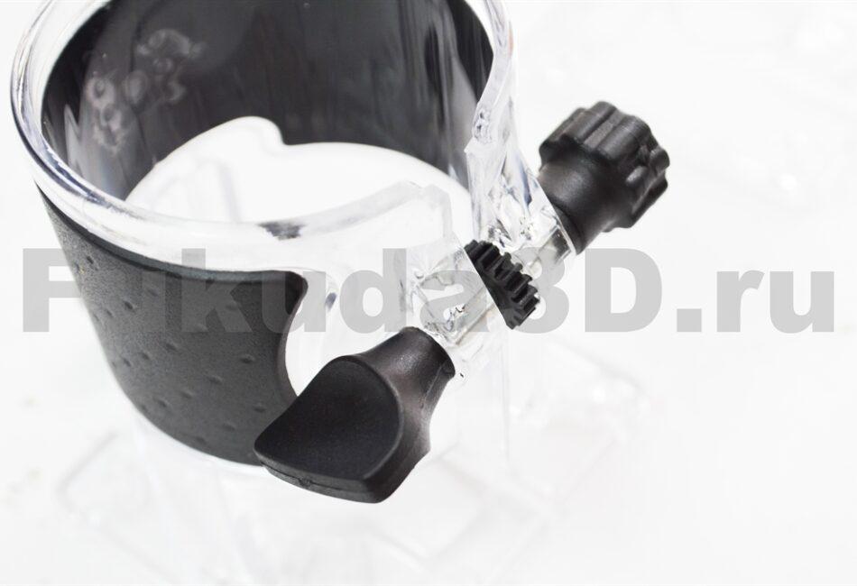 Основание для кромочного фрезера с точной подстройкой фото