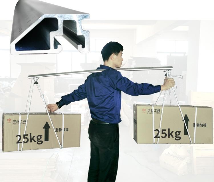 Направляющая шина для циркулярной пилы с зажимами 1,35 и 2,7 метра купить