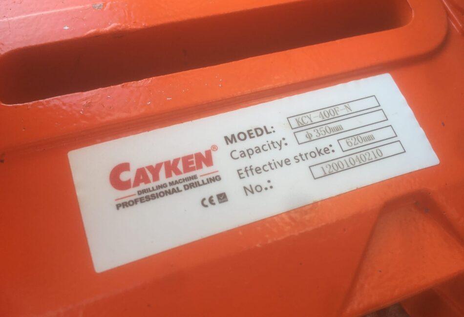 Наклонная стойка для алмазного бурения CAYKEN KCY-400F-N купить