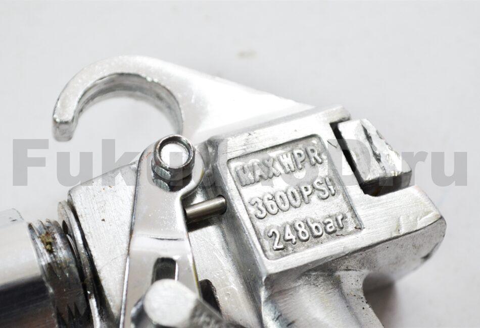 Пистолет для безвоздушной покраски (Airless spray) фото параметры