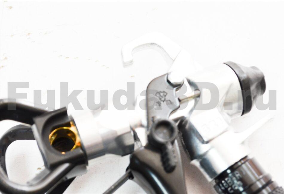 Пистолет для безвоздушного распыления Rongpeng 821 фото фиксатора
