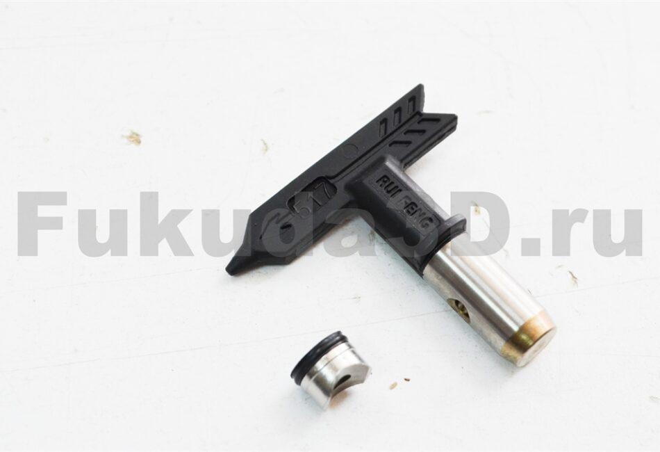 Профессиональный пистолет безвоздушной покраски с соплом в комплекте купить с доставкой