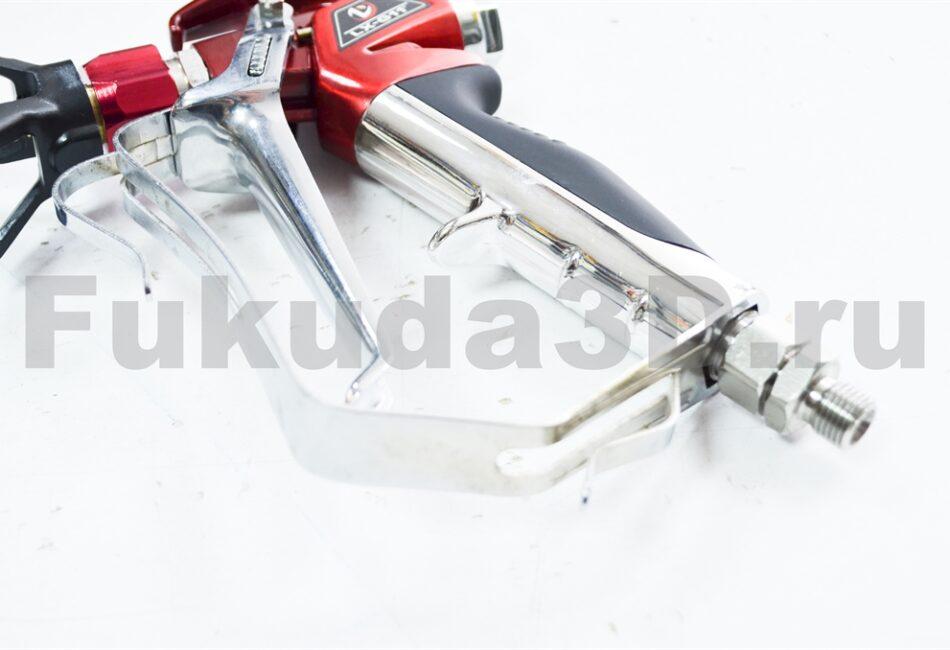Профессиональный пистолет безвоздушной покраски с соплом в комплекте