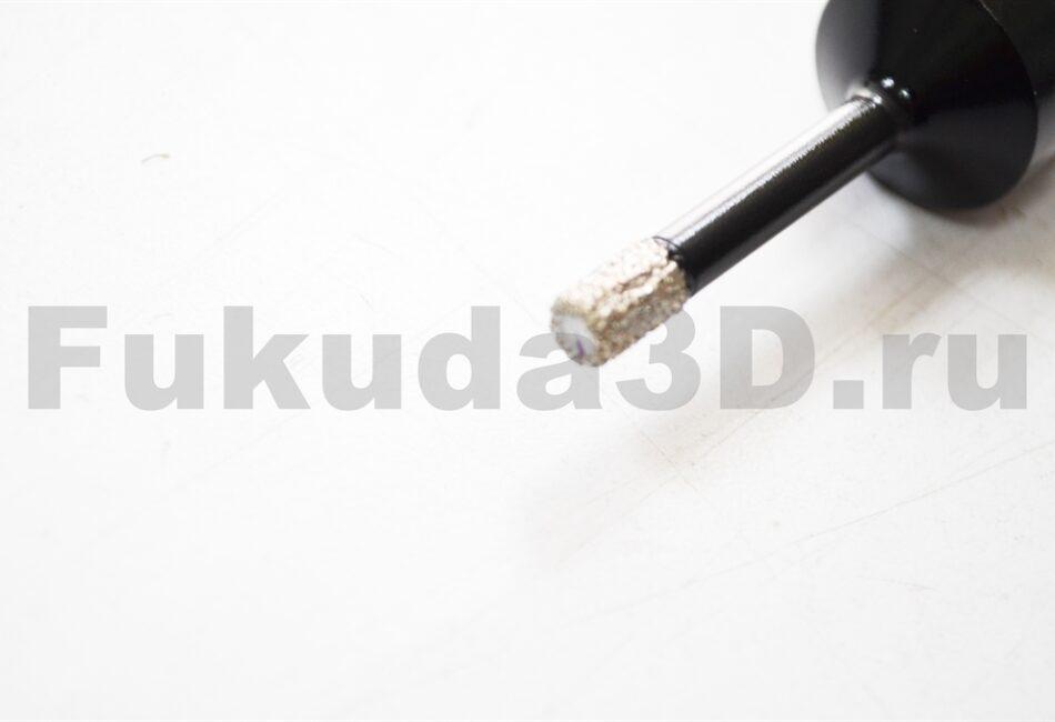 Алмазные коронки по керамограниту для сухого сверления с вакуумной пайкой