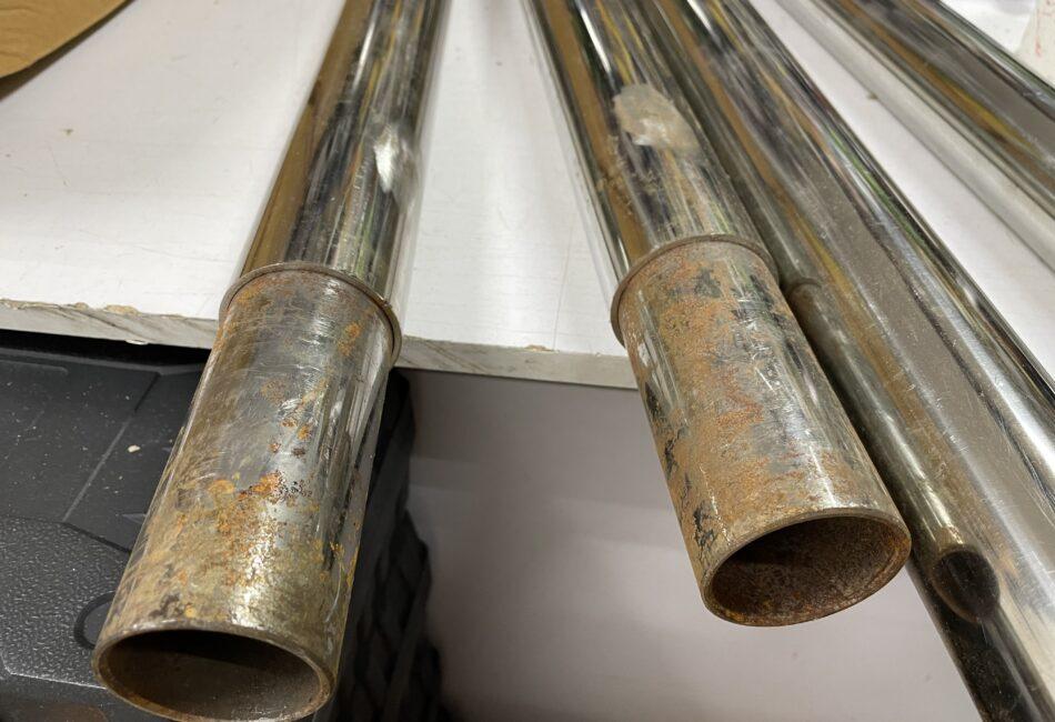Распорная штанга для алмазного бурения до 4 метров