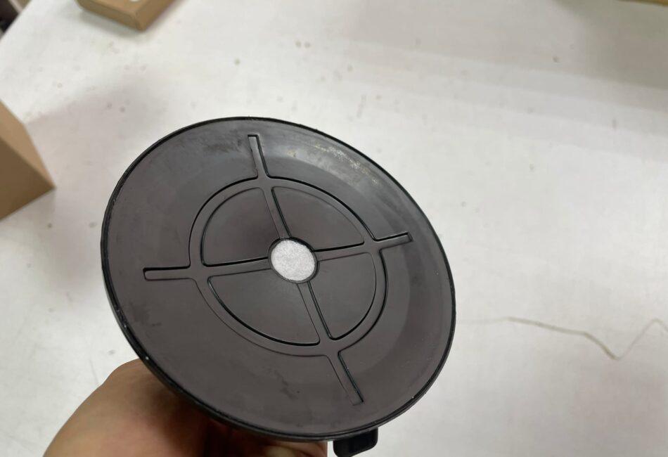 Поршневая присоска для плитки с фильтром и индикатором